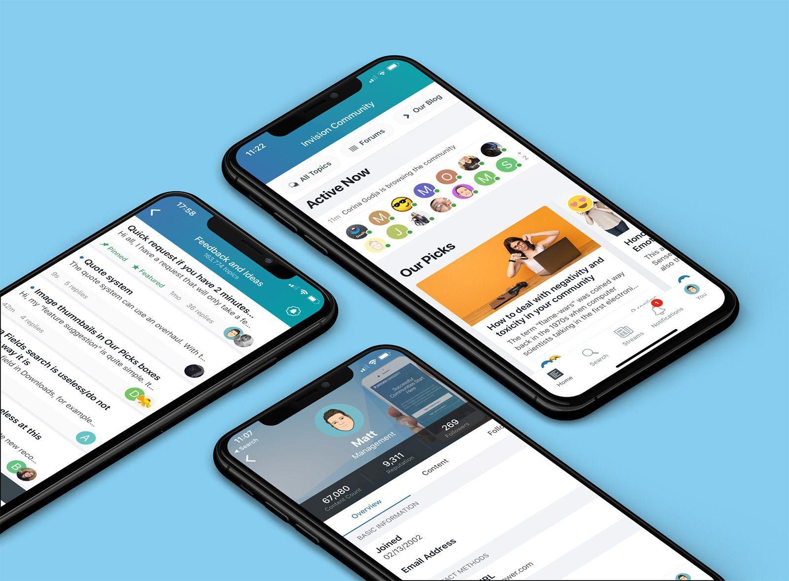 Εφαρμογές iOS & Android για την κοινότητά σας